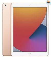 "Apple iPad Wi-Fi 10,2"""" 128 GB (8th Gen) Goud-Apple"