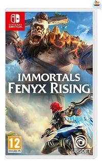 Nintendo Switch Immortals Fenyx Rising ENG/FR-Nintendo