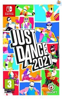 Nintendo Switch Just Dance 2021 NL/FR-Nintendo