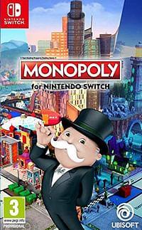 Nintendo Switch Monopoly ENG/FR-Nintendo