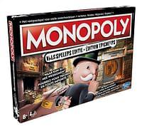 Monopoly Valsspelers Editie-Hasbro