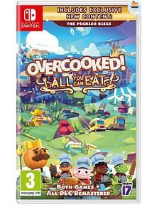 Nintendo Switch Overcooked All You Can Eat ENG/FR-Nintendo