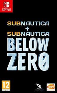 Switch Subnautica + Subnautica Below Zero ENG-Nintendo