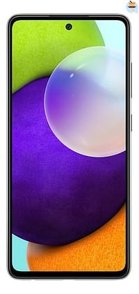 Samsung smartphone Galaxy A52 LTE Awesome Black-Samsung