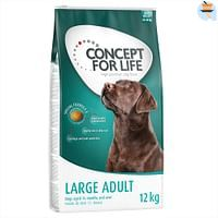 2x12kg Large Adult Concept for Life Hondenvoer-For You