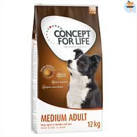 2x12kg Medium Adult Concept for Life Hondenvoer-For You