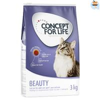 400g Beauty Adult Concept for Life Kattenvoer-For You