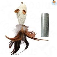 KONG Feather Mouse met Catnip 1 stuk-Kong