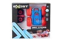 Exost 360 Cross II 2,4Ghz rood/blauw-Exost