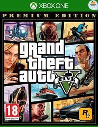 XbOne GTA V Premium Edition-Microsoft