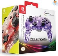 Afterglow Switch Wired Deluxe Audio Controller Pri-Nintendo