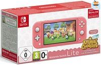 Nintendo Switch Console Lite Koraal + Animal Cross-Nintendo
