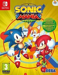 Switch Sonic Mania plus-Nintendo