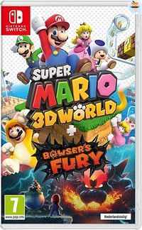Switch Super Mario 3D World + Bowser