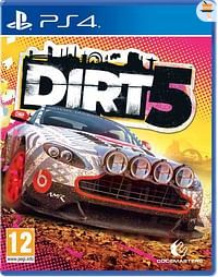 PS4 DiRT 5-Sony
