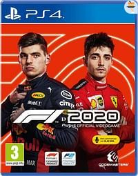 PS4 F1 2020 Standard Edition-Sony