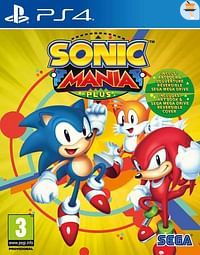 PS4 Sonic Mania plus-Sony