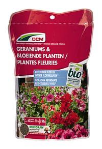 DCM organische minerale Meststof Geraniums 0,75kg-DCM