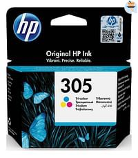 HP Inktpatroon 305 Tri-colour-HP