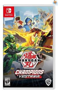Nintendo Switch Bakugan Champions of Vestroia ENG/FR-Nintendo