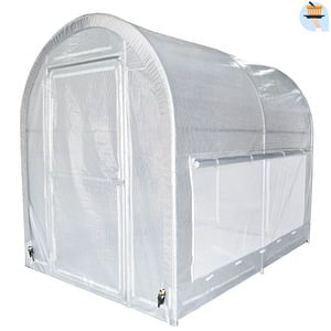 Central Park serre tunnel Pro 200x300x240cm + filet anti-insectes
