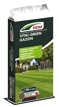 Engrais gazon DCM Vital-Green 10kg-DCM