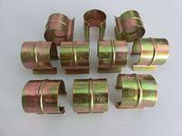 Clip fixation serre Richel acier galvanisé Ø32cm 10pcs-Garden Gourmet