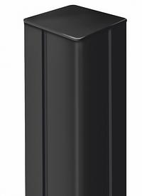Poteau Nortene Alupost aluminium anthracite 2,15x60x60cm-Nortene
