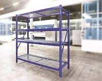 Avasco Opbergrek industrieel basismodule 200 x 192 x 60 cm-Avasco
