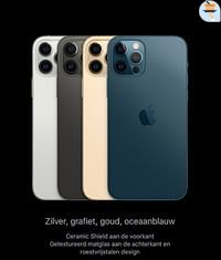 iPhone 12 Pro 128 GB goud-Apple