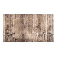 Universal Mat Oak Wood - bruin - 67x120 cm - Leen Bakker-Huismerk - Leen Bakker