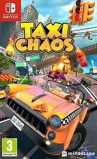 Nintendo Switch Taxi Chaos NL/FR-Nintendo