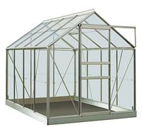 ACD aluminium serre Ivy Intro Grow 5m² 257x193x121/195cm-ACD