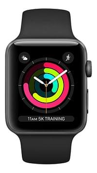 Apple Watch Series 3 42mm space grey-Apple