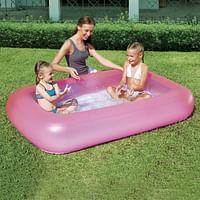 Bestway babyzwembad Aquababes roze-BestWay