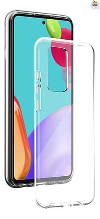 bigben cover SILI silicone voor Samsung Galaxy A52 transparant-BIGben