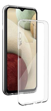 bigben cover Silisoft voor Samsung Galaxy A12 transparant-BIGben