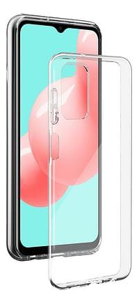 bigben cover Silisoft voor Samsung Galaxy A32 transparant-BIGben