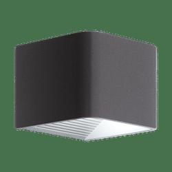 EGLO wandverlichting LED Donini 1 antraciet 6W
