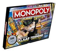 Monopoly Turbo Speed-Hasbro