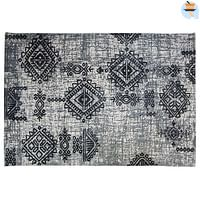 HSM Collection tapijt Lina - grijs - 230x160 cm - Leen Bakker-Mar Collection
