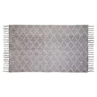 HSM Collection tapijt Varde - grijs - 210x150 cm - Leen Bakker-Mar Collection