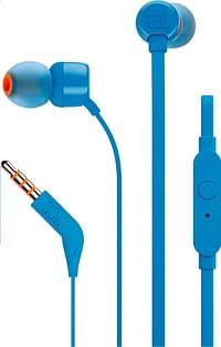 JBL oortelefoon Tune 110 blauw-JBL