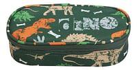 Kangourou Pennenzak ovaal Dino groen-Kangourou