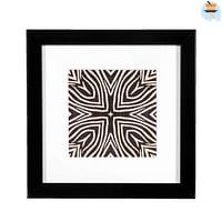 Fotolijst Maribor - zwart - 15x15 cm - Leen Bakker-Huismerk - Leen Bakker