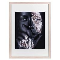 Fotolijst Utrecht - naturel - 50x70 cm - Leen Bakker-Huismerk - Leen Bakker
