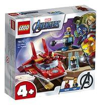 LEGO Marvel Avengers 76170 Iron Man vs Thanos-Lego
