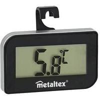Metaltex Koelkastthermometer zwart-Metaltex