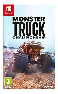 Nintendo Switch Switch Monster Truck Championship ENG/FR-Nintendo