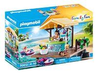 PLAYMOBIL Family Fun 70612 Waterfietsen verhuur met sapbar-Playmobil